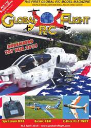 Global RC Flight April 2015 issue Global RC Flight April 2015