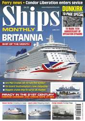 No.606 Britannia: Ship of the Month issue No.606 Britannia: Ship of the Month