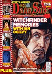 Issue 165: Witchfinder Memories issue Issue 165: Witchfinder Memories