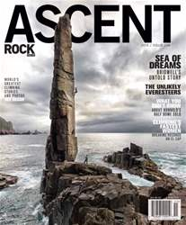 Rock and Ice Ascent, May 2015 issue Rock and Ice Ascent, May 2015