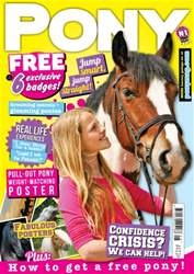 PONY Magazine – May 2015 issue PONY Magazine – May 2015