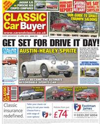 No.274 Get Set For Drive It Day! issue No.274 Get Set For Drive It Day!