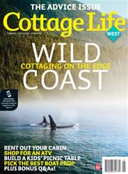 Cottage Life West Magazine Cover
