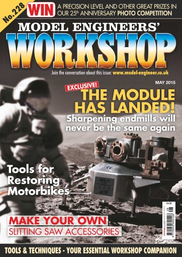 Model Engineers' Workshop Magazine Digital Issue