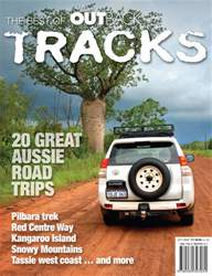 OUTBACK TRACKS 2011 issue OUTBACK TRACKS 2011