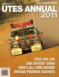 UTES Annual 2011 issue UTES Annual 2011