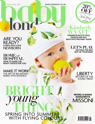 Baby London Digital Issue