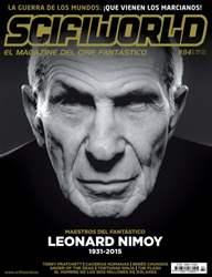 Scifiworld Magazine Cover