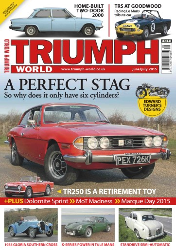 Triumph World Digital Issue
