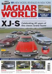 No.158 XJ-S: Celebrating 40 Years! issue No.158 XJ-S: Celebrating 40 Years!