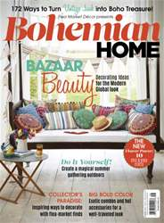 FMD Bohemian Home Summer 2015 issue FMD Bohemian Home Summer 2015