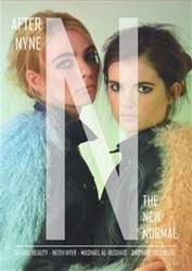 After Nyne Magazine 6  issue After Nyne Magazine 6