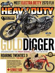 HEAVY DUTY issue 139 March/April 2015 issue HEAVY DUTY issue 139 March/April 2015