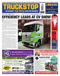 No.341 Efficiency Leads at CV Show issue No.341 Efficiency Leads at CV Show