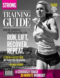Training Guide April/May 2015 issue Training Guide April/May 2015