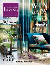 Staffordshire Living May/June 2015 issue Staffordshire Living May/June 2015