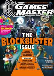 GamesMaster Magazine Cover