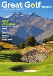 Great Golf Magazine Spring 2015 issue Great Golf Magazine Spring 2015