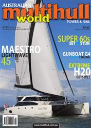 Multihull Magazine # 132 issue Multihull Magazine # 132