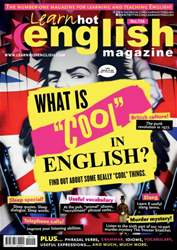 Learn Hot English 156 May issue Learn Hot English 156 May