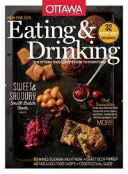 Eating & Drinking 2015 issue Eating & Drinking 2015