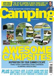 June 2015 - 100 AWESOME CAMPSITES issue June 2015 - 100 AWESOME CAMPSITES