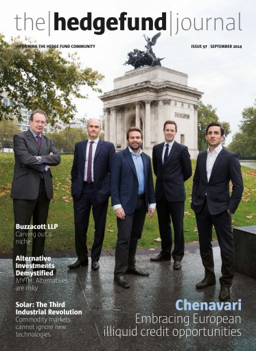The Hedge Fund Journal Digital Issue