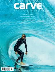 Carve Surfing Magazine issue 160 issue Carve Surfing Magazine issue 160