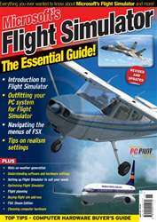 Microsoft's Flight Simulator: The Essential Guide 2015 issue Microsoft's Flight Simulator: The Essential Guide 2015