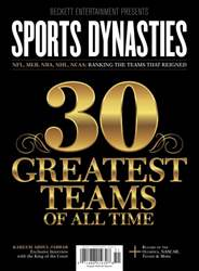 30 Sports Dynasties 2014 issue 30 Sports Dynasties 2014