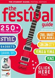 The Festival Guide 2015 issue The Festival Guide 2015