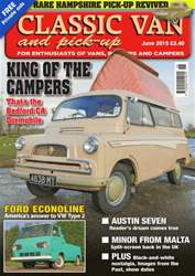 Vo.15 No.8 King of the Campers issue Vo.15 No.8 King of the Campers