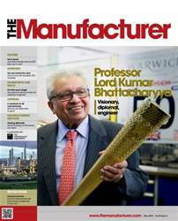 The Manufacturer May 2015 issue The Manufacturer May 2015
