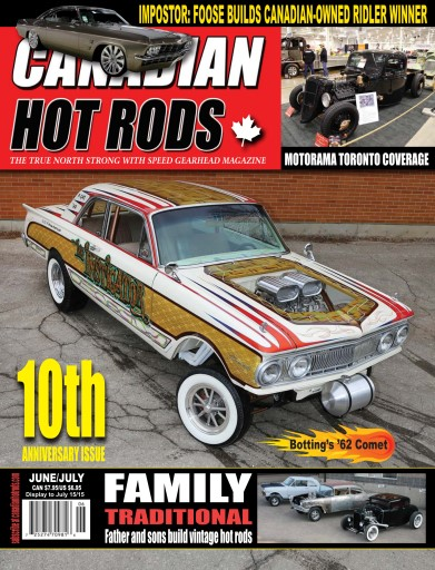 canadian hot rods magazine canadian hot rods volume 10 issue 5 subscriptions pocketmags. Black Bedroom Furniture Sets. Home Design Ideas