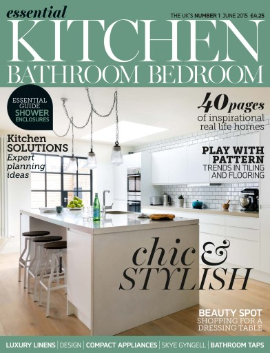 Essential Kitchen Bathroom Bedroom Digital Issue
