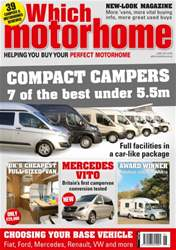 Compact campervans special – June 2015 issue Compact campervans special – June 2015