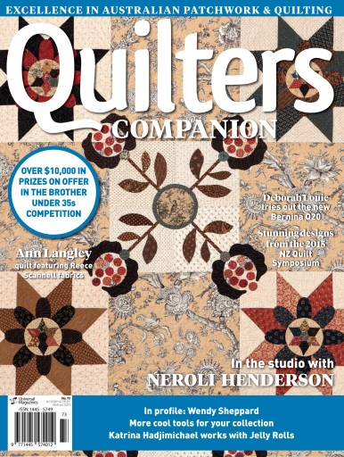 Quilters Companion Digital Issue