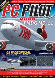 PMDG MD-11 issue PMDG MD-11