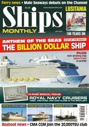 No.607 The Billion Dollar Ship issue No.607 The Billion Dollar Ship