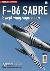 Aeroplane Icons Magazine Cover