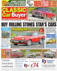 No.278 Buy Rolling Stones Star's Car issue No.278 Buy Rolling Stones Star's Car