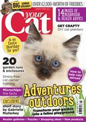 Your Cat Magazine June 2015 issue Your Cat Magazine June 2015