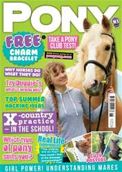 PONY Magazine – June 2015 issue PONY Magazine – June 2015