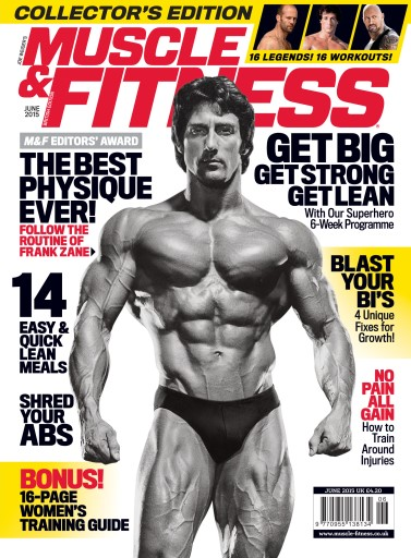 Muscle & Fitness Magazine Digital Issue