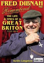 Fred Dibnah Remembered - the life and times of a Great Briton issue Fred Dibnah Remembered - the life and times of a Great Briton