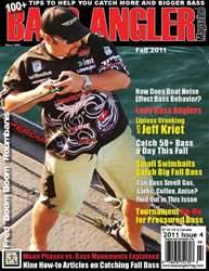 BASS ANGLER MAGAZINE Magazine Cover