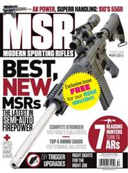 Modern Sporting Rifles issue Modern Sporting Rifles