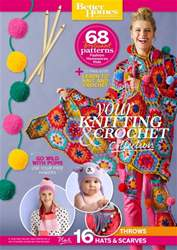 Your Knitting & Crochet Collection issue Your Knitting & Crochet Collection